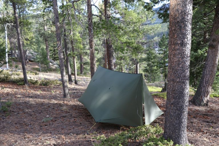 Green Superfly Tarp