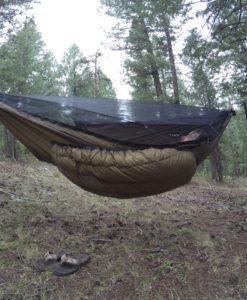 brown yeti underquilt on blackbird xlc hammock blackbird xlc and add ons archives   warbon  outdoors  rh   warbon outdoors