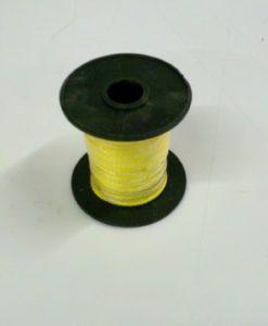 tarp guyline (yellow)
