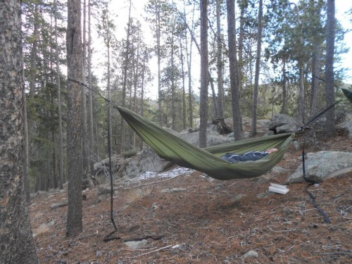 ever pulling the suspension  u201ctight u201d so there is little to no slack left doing this will result in the suspension stretching more and the hammock height     hammocks 101   warbon  outdoors  rh   warbon outdoors