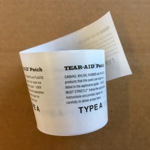 TearAid Patch