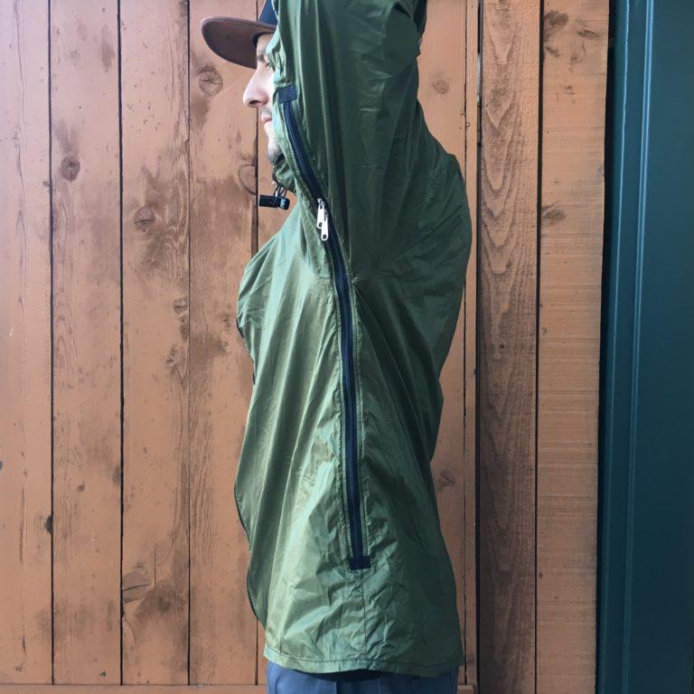 Green Stash Jacket