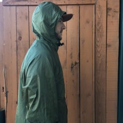 Green Stash Jacket