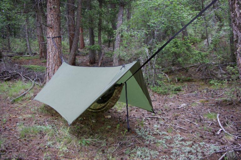 Minifly hammock tarp