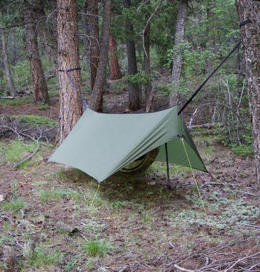 Thunderfly rain hammock tarp