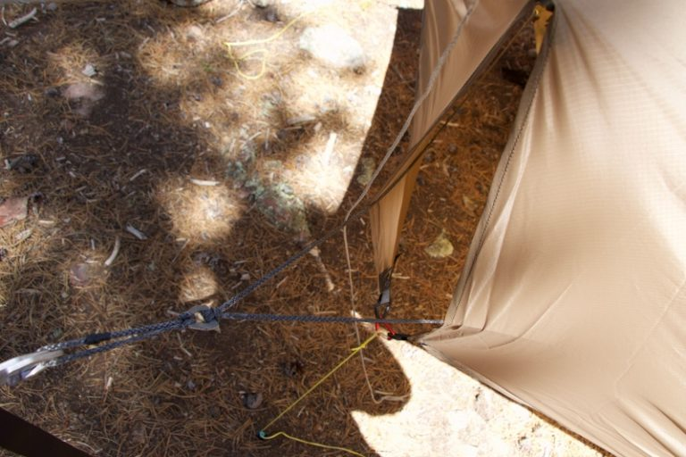 Ridgerunner dog bones with Thunderfly tarp