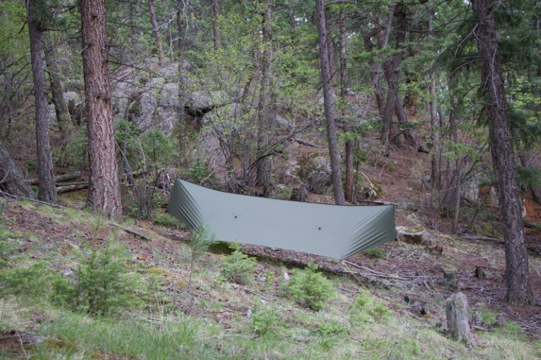 Thunderfly tarp side view