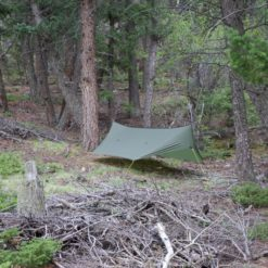Thunderfly tarp green