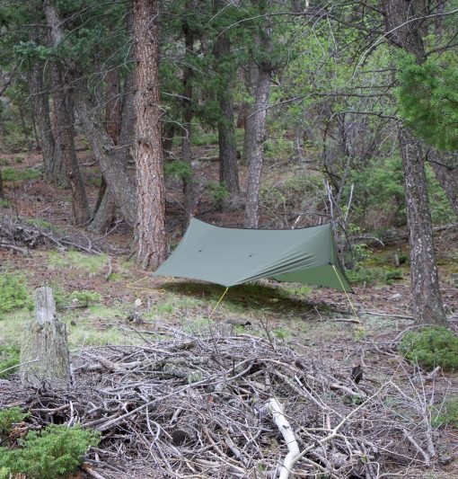 Thunderfly tarp green