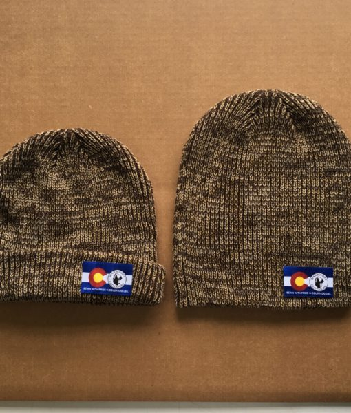 warbonnet beanie with circle logo patch