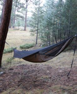 brown blackbird xlc with bug   lightweight camping hammocks   backpacking hammocks   warbon       rh   warbon outdoors