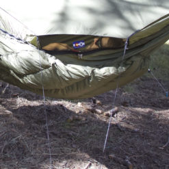 Winter Hammock Topcover side vent