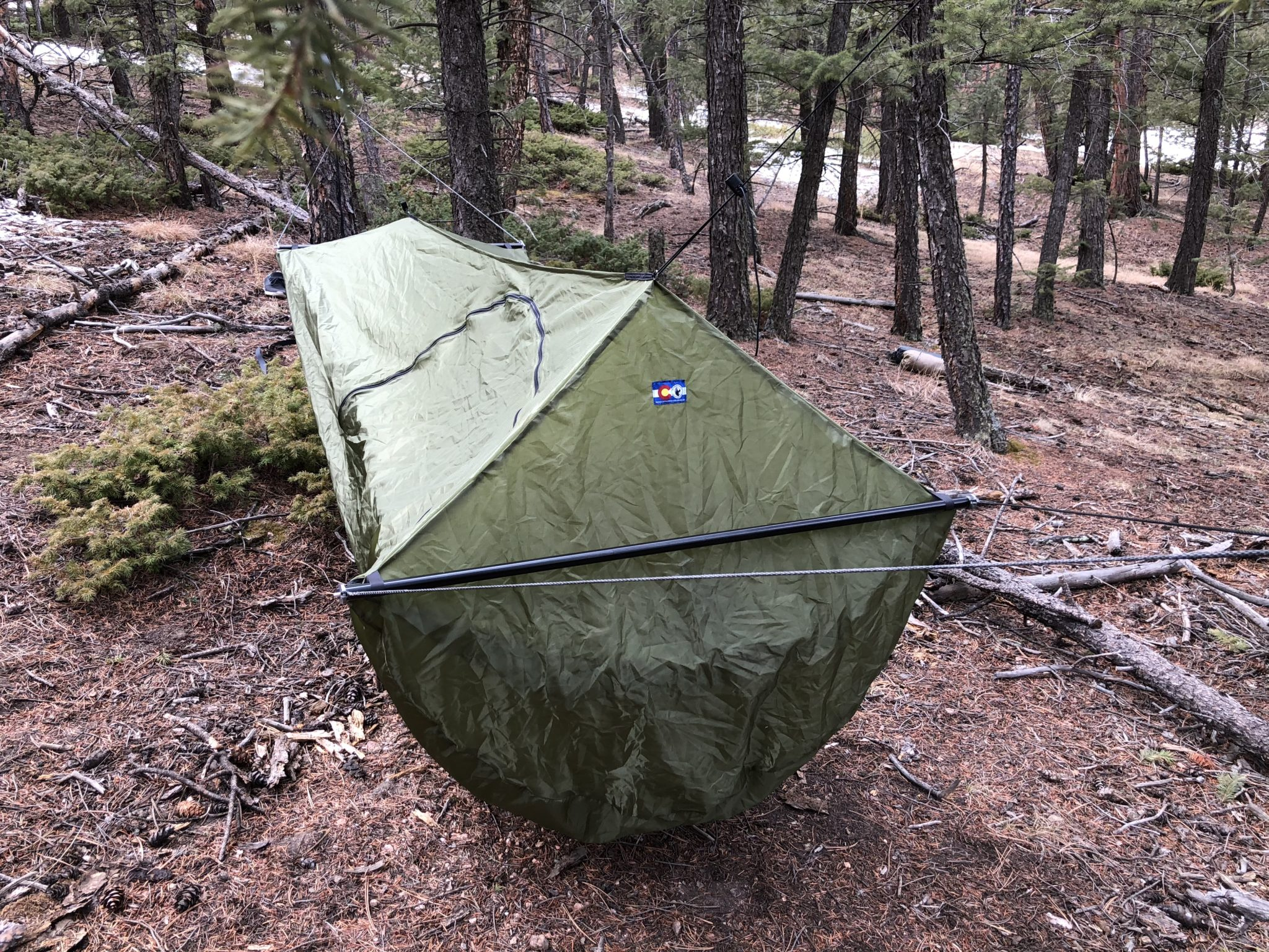 rest hammock review thermarest therm warmer hang the ultimate slacker undercover a