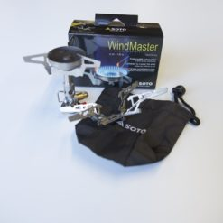 SOTO WindMaster + 4Flex Combo Stove