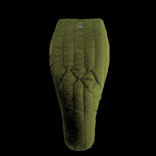 Custom Diamondback Topquilt (Sewn Footbox)