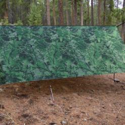 Bushwack Leafy Woods Camo